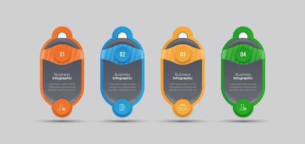 Бизнес инфографики баннер