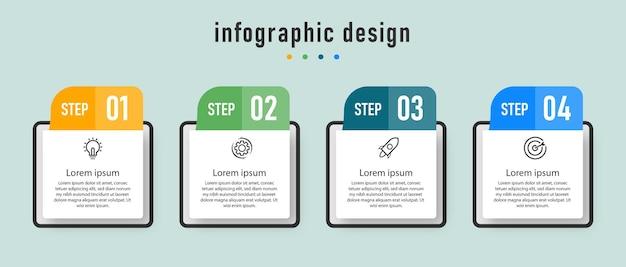 Элементы бизнес-инфографики