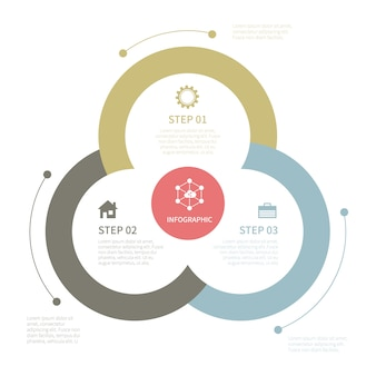Business infographic, infographic chart, infographic elements