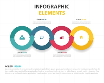 Infographic PSD Templates  Free PSD Files