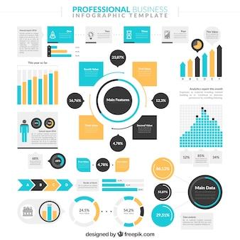 Infografica business