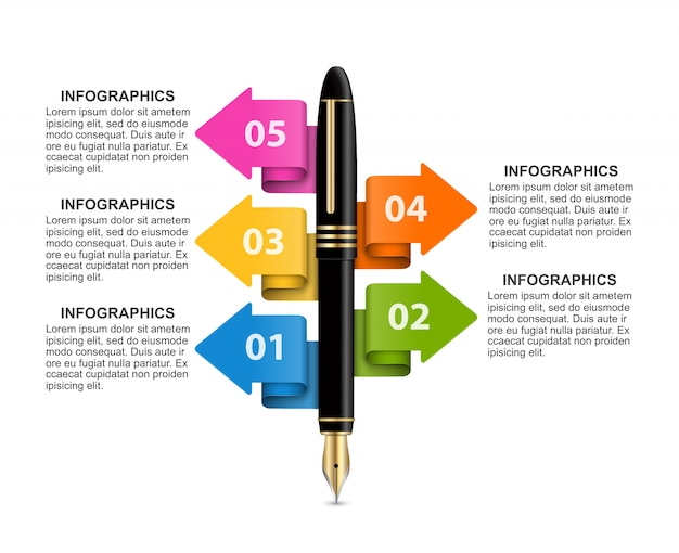 Education Infographic Vectors, Photos and PSD files | Free