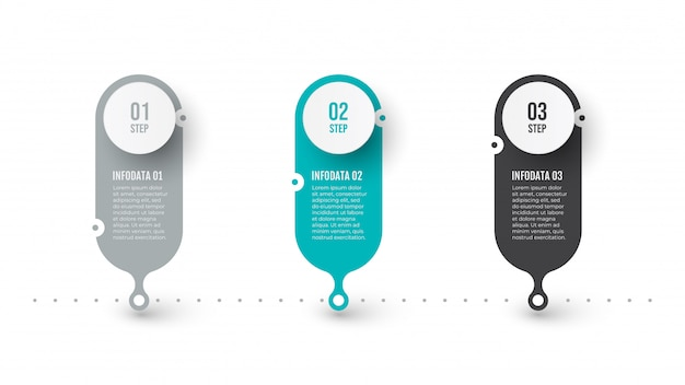 Business infohraphic template.