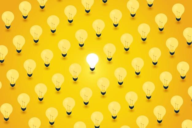 新しい創造性を使用してビジネスイノベーション変革の概念を適応させ、