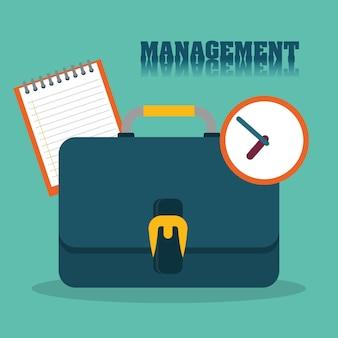 График управления бизнесом
