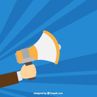 Business megaphone