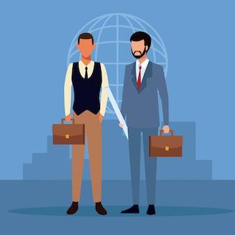 Business people avatar