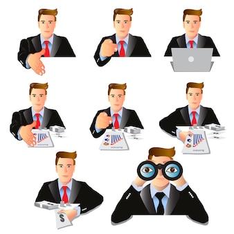 Business people portrait.