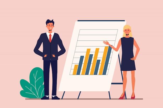 Семинар для деловых людей с профессиональной и офисной совместной работой.