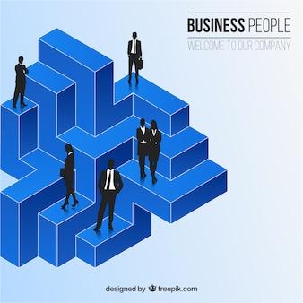 사업과 사람들