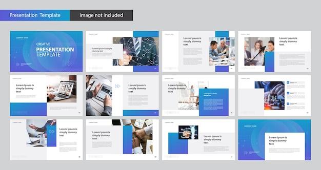비즈니스 프레젠테이션 디자인 서식 파일