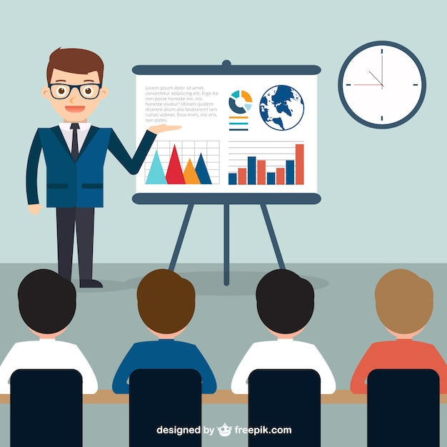 Free clipart images for business presentations