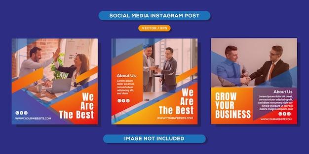 Продвижение бизнеса и корпоративный баннер в социальных сетях