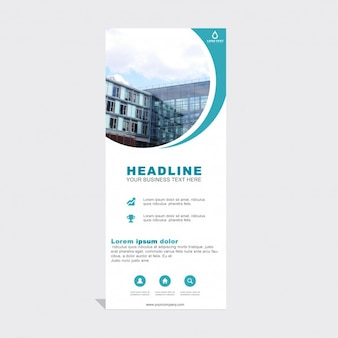 Business roll up template