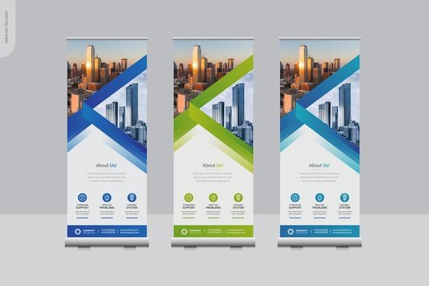 Дизайн бизнес-баннера