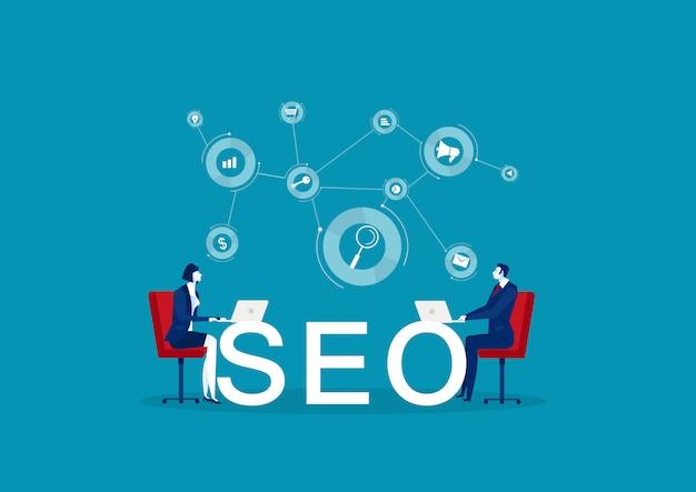 Business seo оптимизация