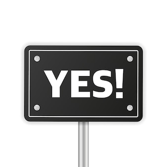 Business sign yes or no and dos or dosnt recommend white backgroundbusiness satisfaction support