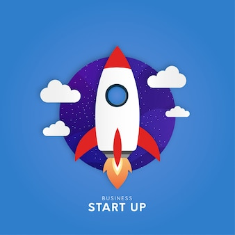 Business start up background