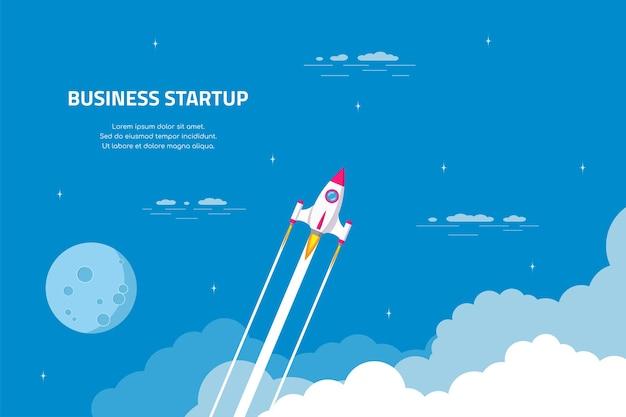 起業コンセプトバナー