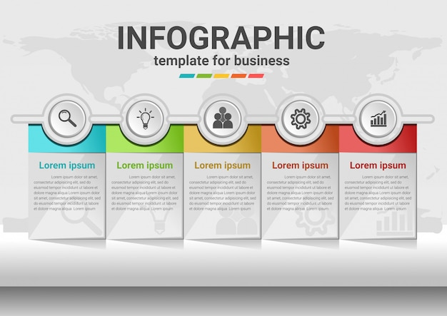 Business steps to success infographic data.presentation chart.diagram with steps