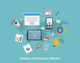 ビジネス戦略のコンセプト