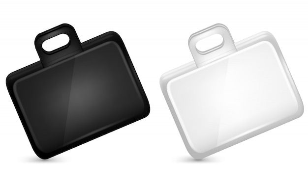 Business suitcases set