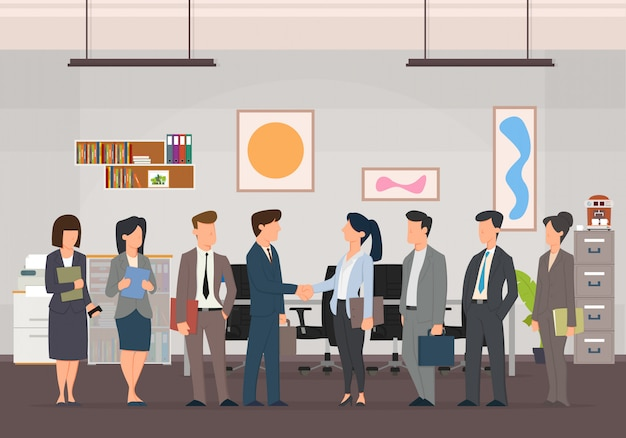Соглашение о создании бизнес-команд.