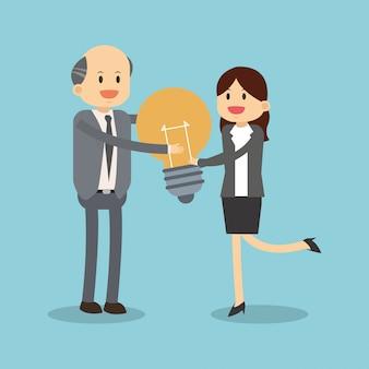 Мультипликация совместной работы в бизнесе