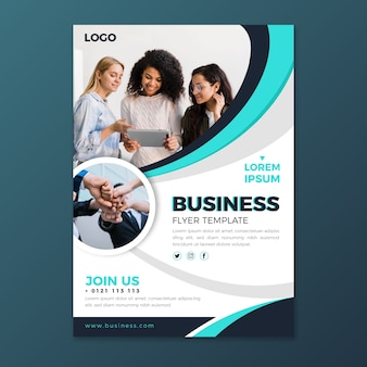 Business template concept