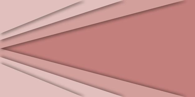 비즈니스 템플릿 현대 배경 기하학적 papercut 스타일입니다.