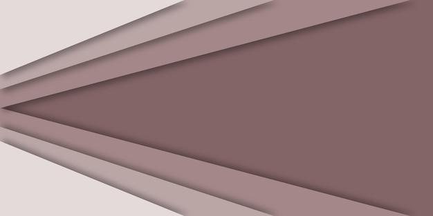 ビジネステンプレートモダンな背景の幾何学的なペーパーカットスタイル。