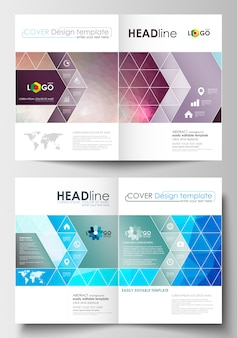 Business templates for brochure