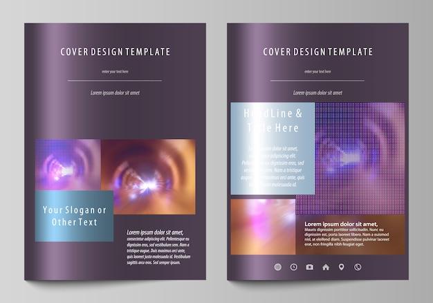 Бизнес шаблоны для брошюры