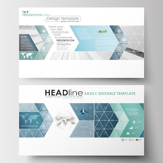 Business templates in hd format for presentation slides.