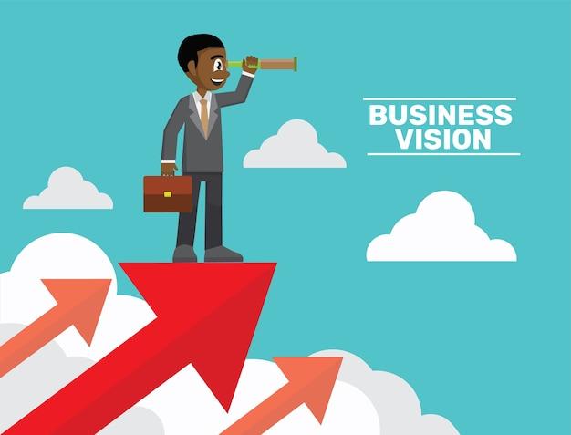 Business vision concepts.