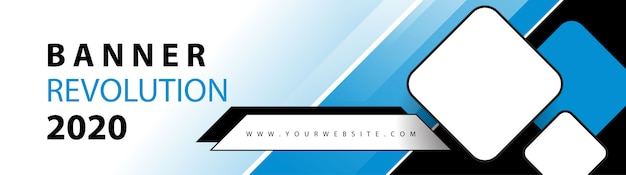 Business web header