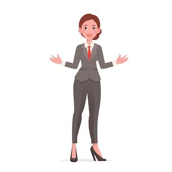 Business women.