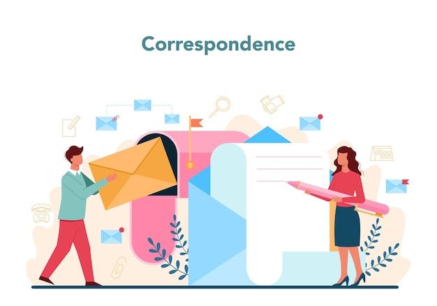 Концепция личного помощника бизнесмена
