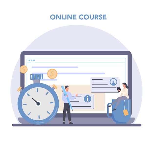 Онлайн-сервис или платформа личного помощника бизнесмена
