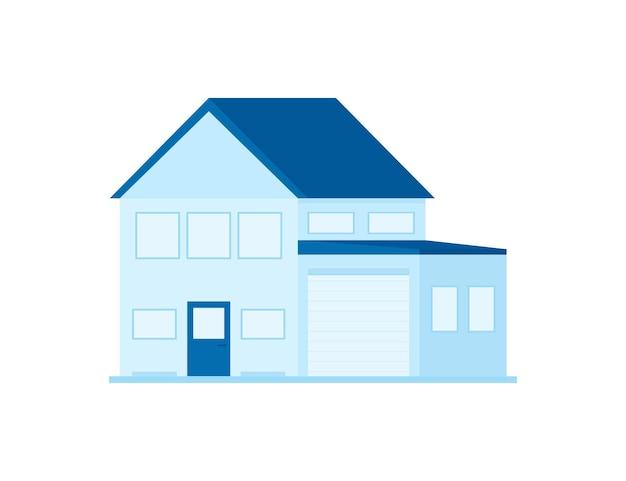 Бизнесмены рука дома, аренда дома концепция недвижимости