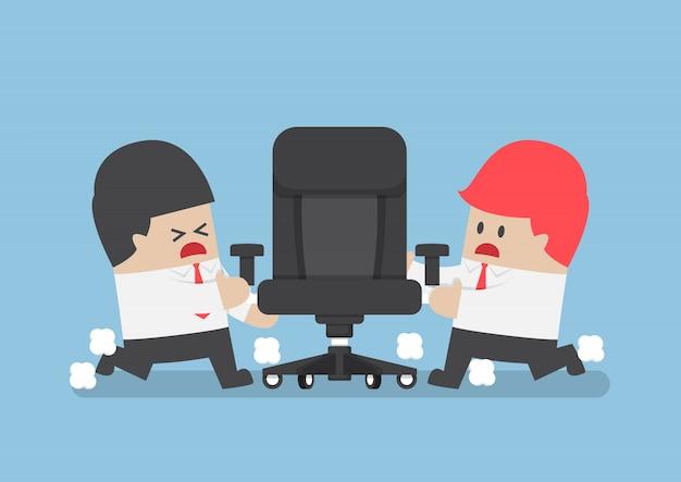 Бизнесмены борются за кресло генерального директора