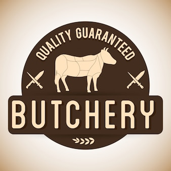 Butchery or butcher theme