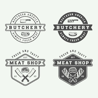 Butchery meat, steak