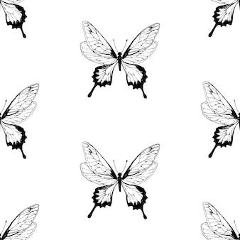 Butterfly pattern