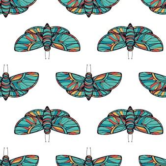 나비 원활한 낙서