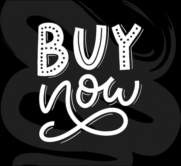 Buy now letter