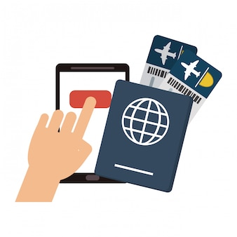 Buy online flight tickets