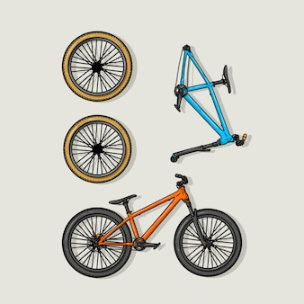 Bycicle set