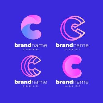 C 로고 컬렉션