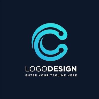 C techロゴ
